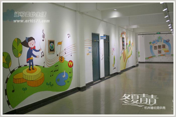 教室布置展板設計圖展示