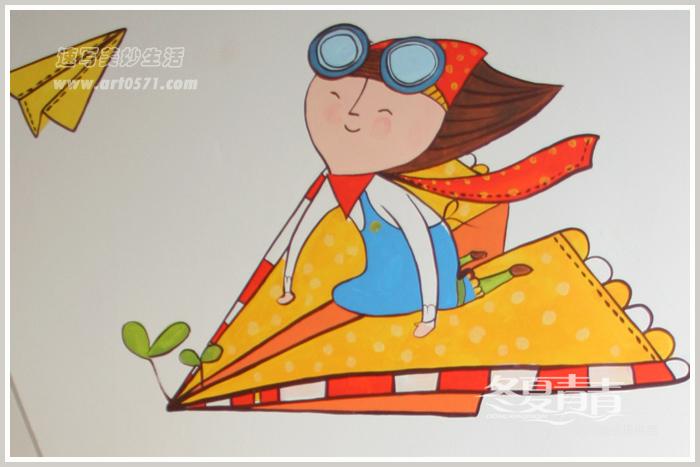 杭州时光画廊--可爱卡通